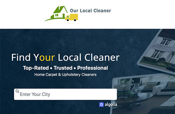 nationwide carpet cleaning website icon